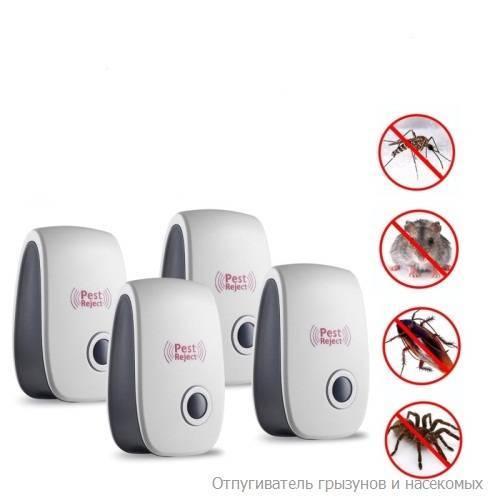 Отпугиватель грызунов и насекомых pest reject (пест реджект)