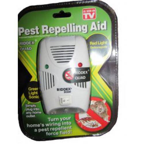Отпугиватель грызунов и насекомых. нужны отзывы.