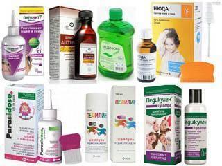 Лучшие средства от вшей — обзор медикаментов и народных средств