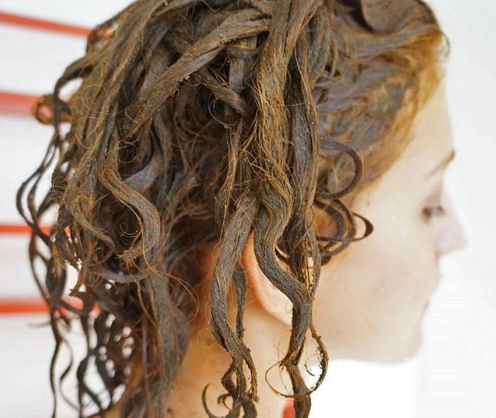 Окрашивание волос как способ избавиться от вшей