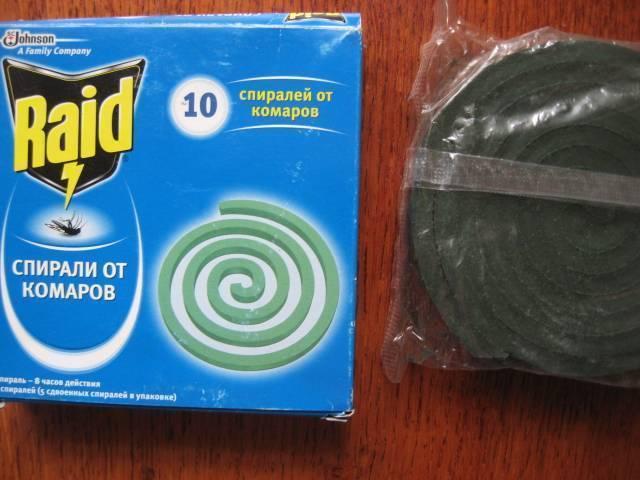 Как выбрать и использовать спирали от комаров?