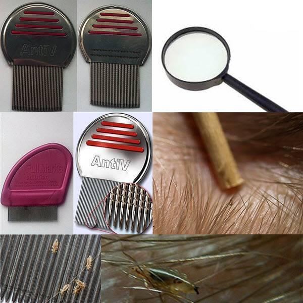 Можно ли избавиться от вшей с помощью утюжка для волос
