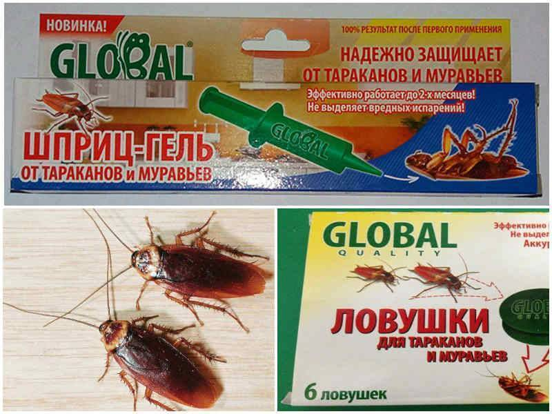 «глобал» от тараканов: описание, инструкция, отзывы покупателей