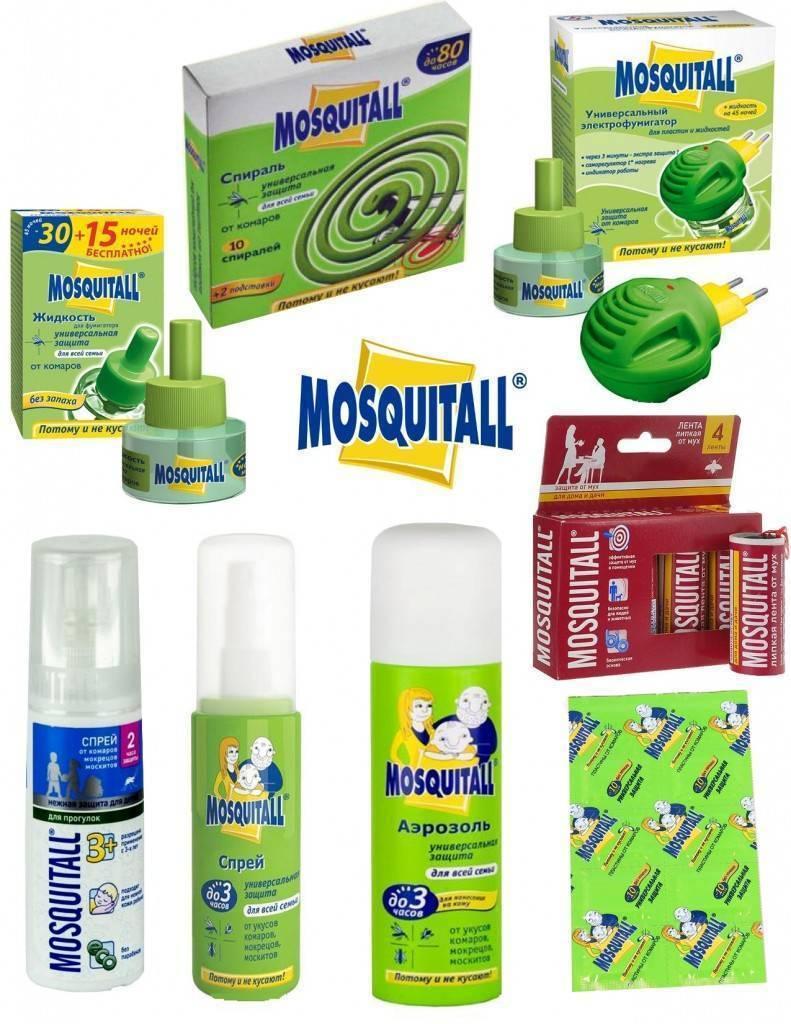 Как работает москитол от комаров?