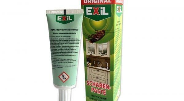 Гель-паста Глобол гарантированно избавит ваш дом от тараканов