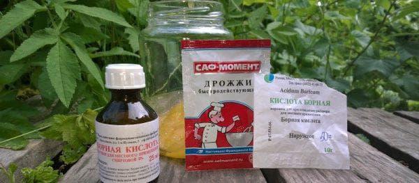 Борная кислота в огороде: рецепты для подкормки, обработки растений и цветов