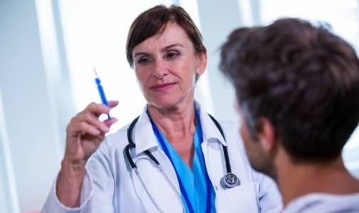 Вакцинация против клещевого энцефалита