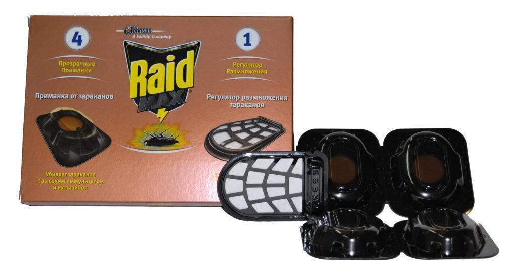 Аэрозоль raid против летающих и ползающих насекомых — инструкция