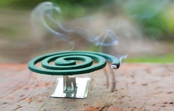 Спираль от комаров — принцип действия, описание и советы по использованию
