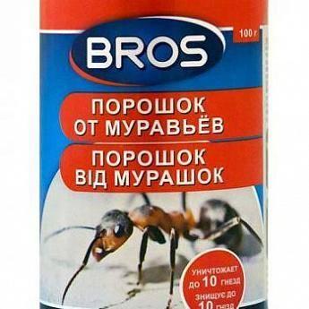 Средство брос от муравьев