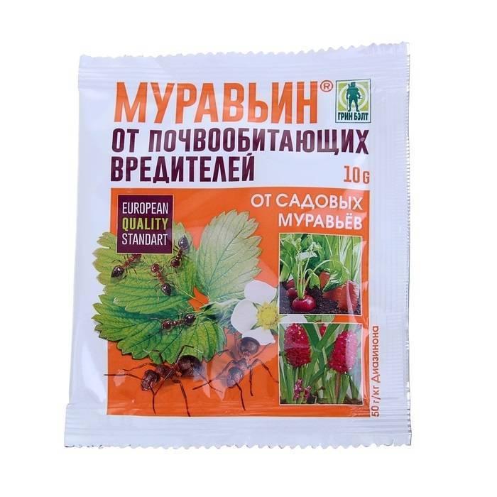 Муравьин – инструкция по применению и отзывы