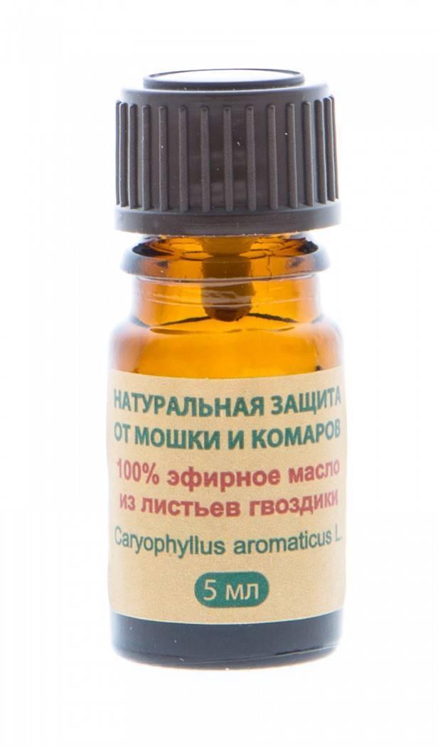 Эфирные масла отпугивающие и помогающие после укуса комаров