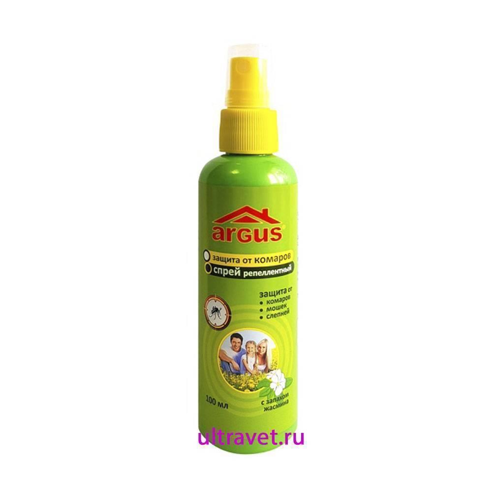 Выбираем эффективный и безопасный спрей от комаров