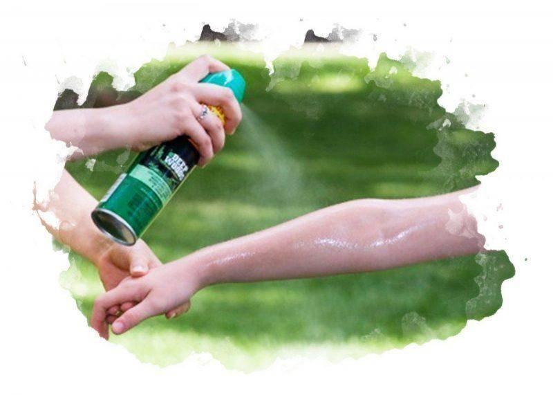Насколько эффективна аэрозоль рефтамид от кровососущих насекомых