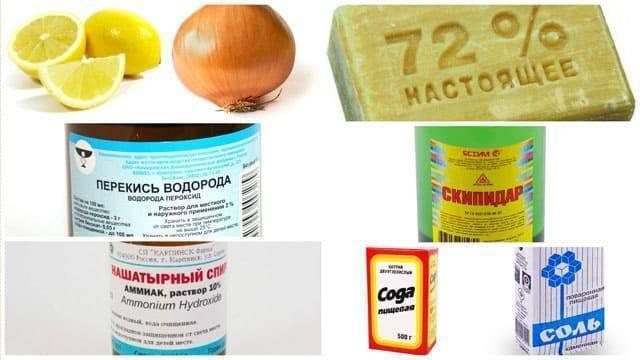 Как отстирать плесень сткани исодежды, вывести затхлый запах инедопустить «заражения» других вещей