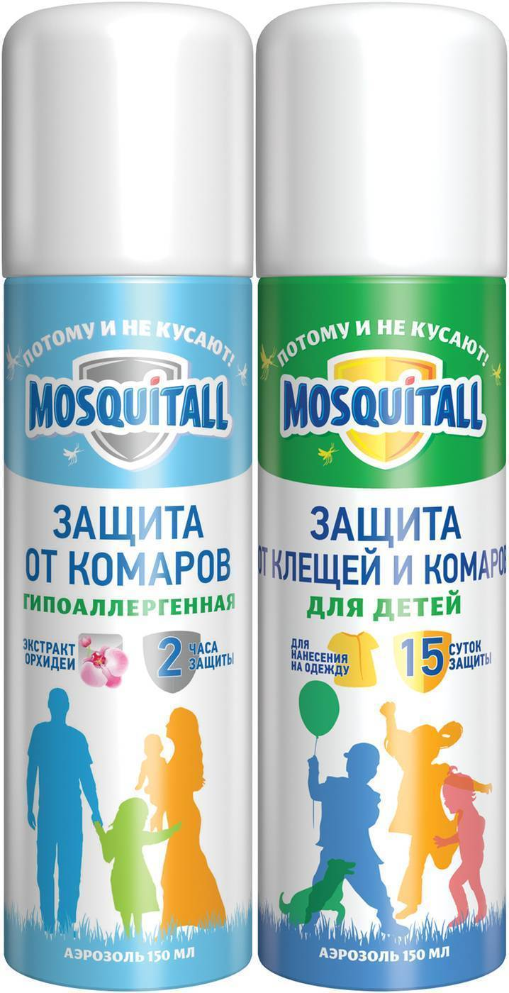 10 лучших средств от комаров