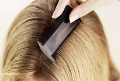 Краска для волос убивает гнид и вшей