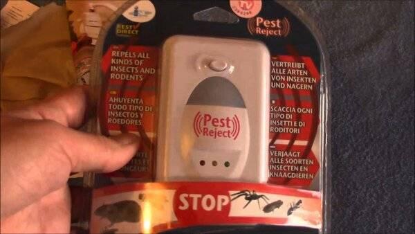 Описание и отзывы о пест репеллер от тараканов: инструкция