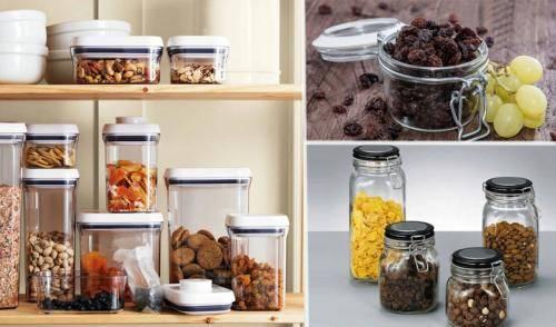 Советы по домоводству: как правильно хранить сушеные фрукты дома