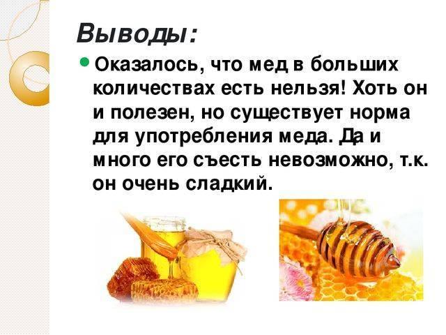 Особенности осиного меда