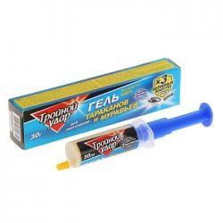 Шприц от тараканов удобно и безопасно
