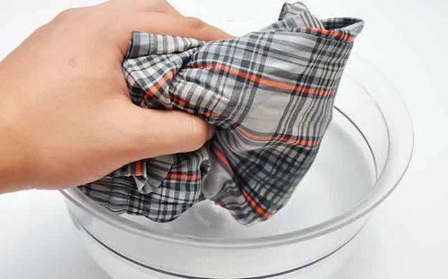 Как вывести плесень с ткани в домашних условиях