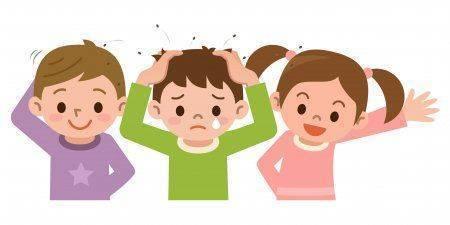 Профилактика вшей у детей и взрослых