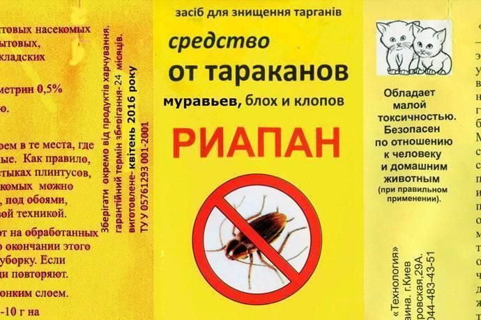 Обзор и отзывы о препаратах для уничтожения клопов