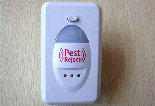 Устройство pest reject против насекомых и грызунов