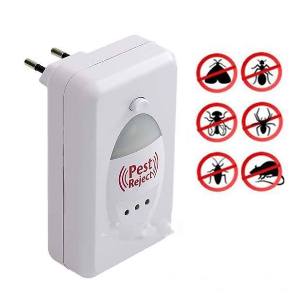 Ультразвуковой отпугиватель тараканов — принцип работы, схема сборки прибора