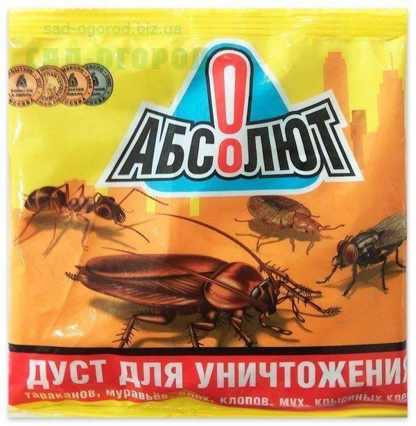 Поможет ли дуст избавиться от тараканов