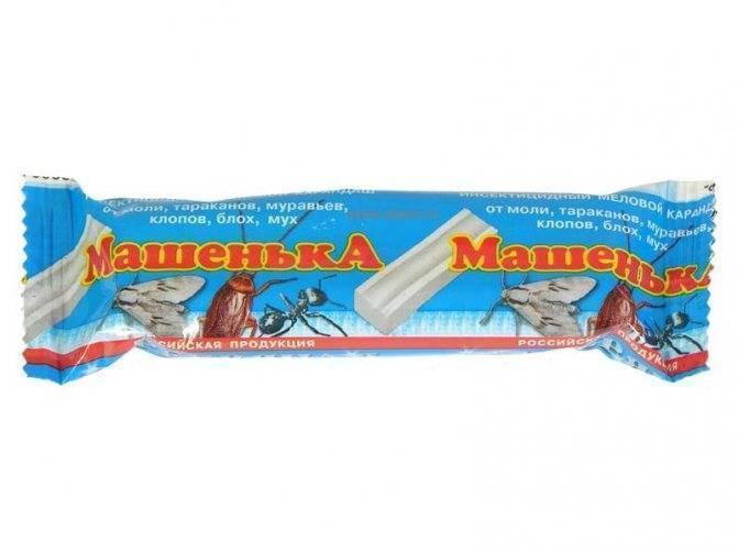 Мелок «машенька» от тараканов: действие, эффективность, советы по использованию