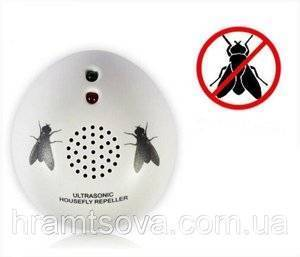 Ультразвуковые отпугиватели от мух: модели и отзывы