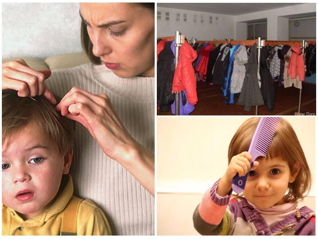 Эффективное лечение и профилактика педикулеза у детей