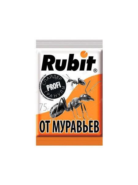 Применение средства раптор против муравьев