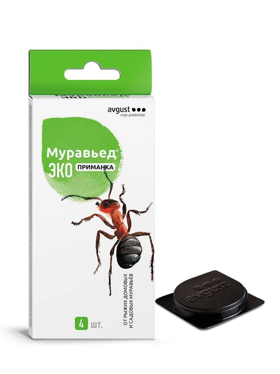 Препарат муравьед: принцип действия и инструкция по применению