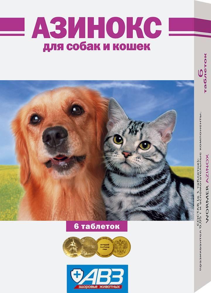 Таблетки от блох для собак и кошек