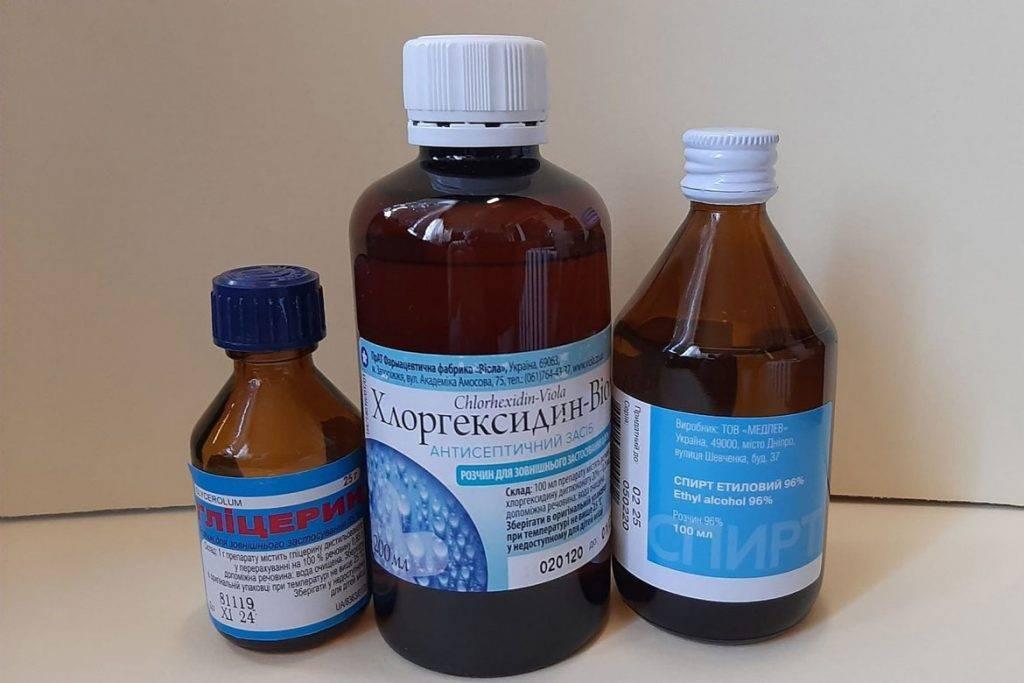 Эффективность хлоргексидина в качестве защиты от коронавируса