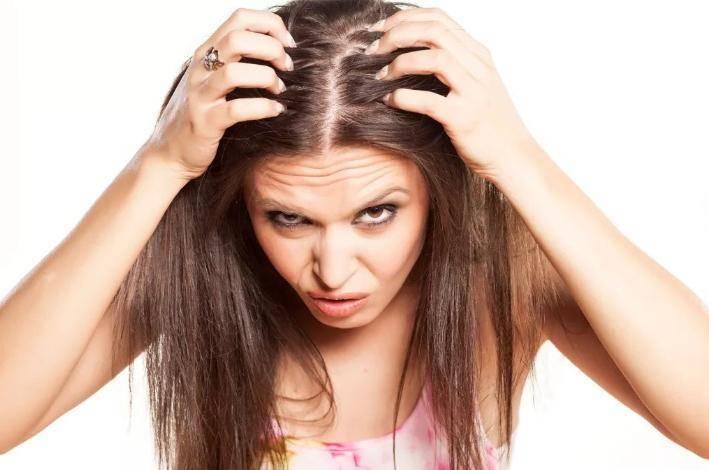 Почему чешется голова — вшей нет, а зуд только усиливается
