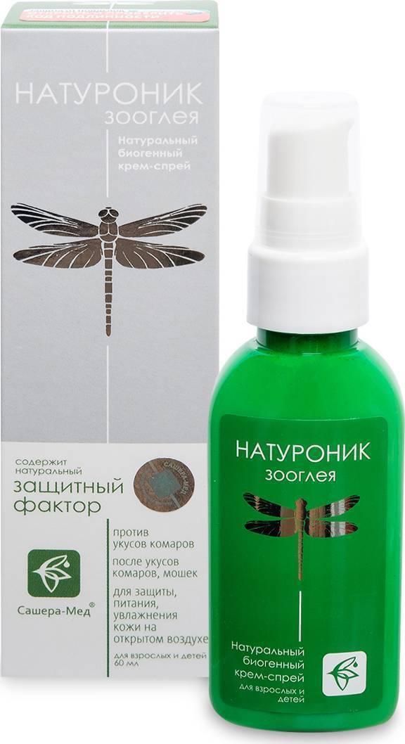Спрей от комаров тайга — средство для отпугивания насекомых