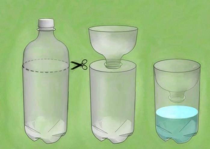 Ловушки для тараканов из банки, бутылки или скотча