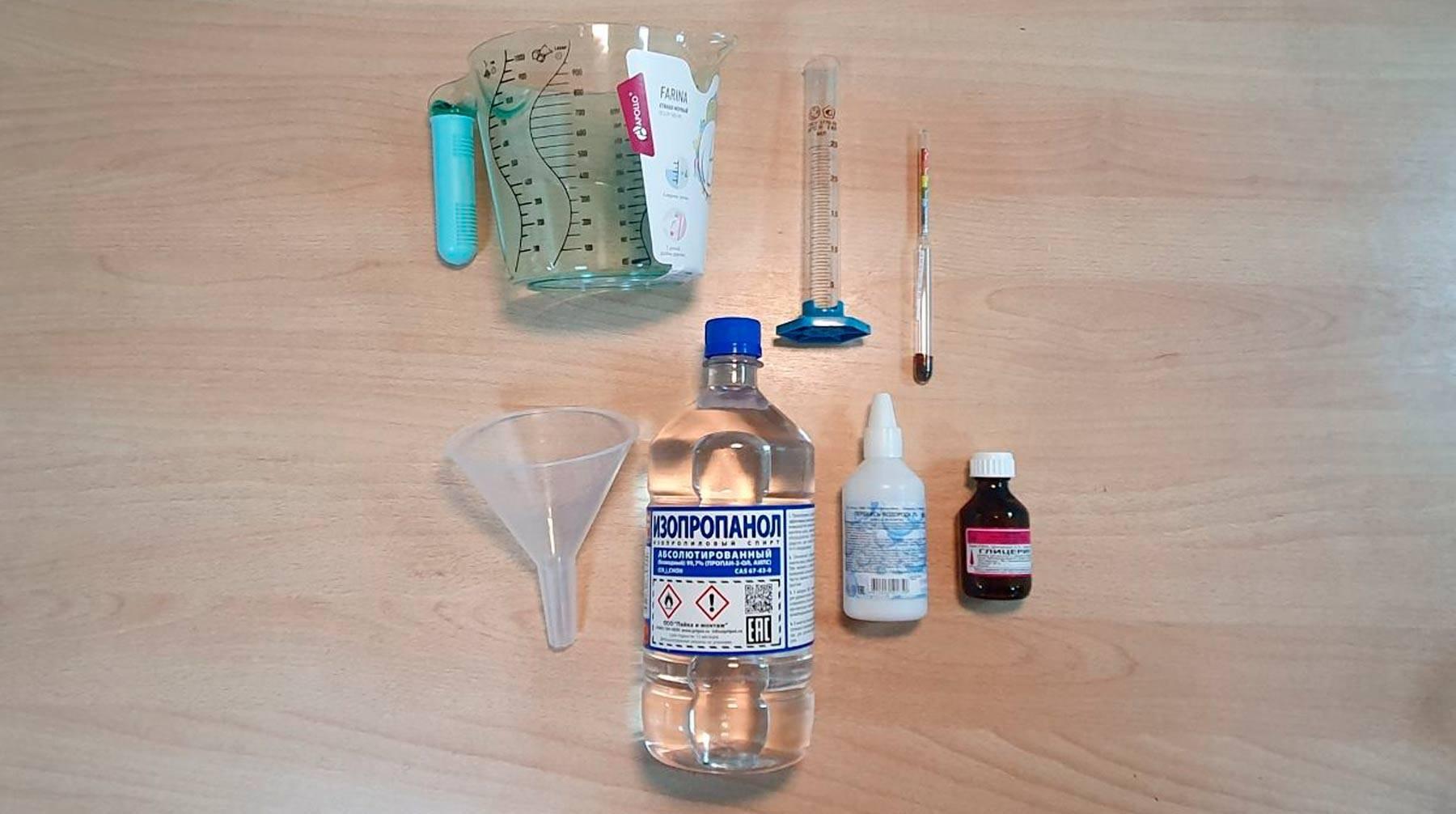 15 простых рецептов антисептика для рук в домашних условиях