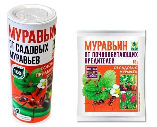 «муравьед»/ «муравьед — супер» – инсектицид от муравьев. инструкция и регламент обработок