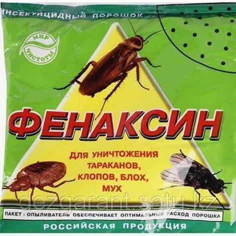 Дуст от тараканов: особенности использования