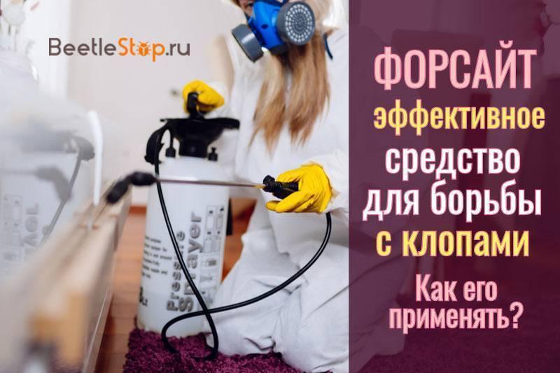 Популярные средства от клопов в домашних условиях: чем вывести насекомых в квартире, преимущества и недостатки разных химикатов