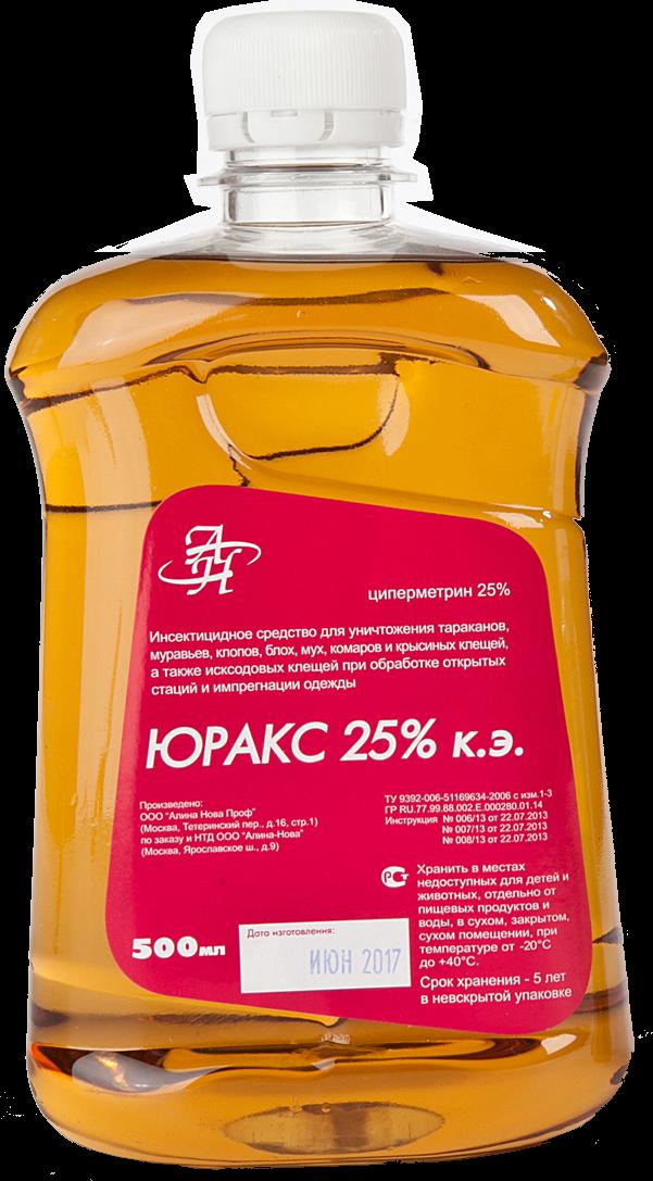 Циперметрин 25 (к. э.) от клопов