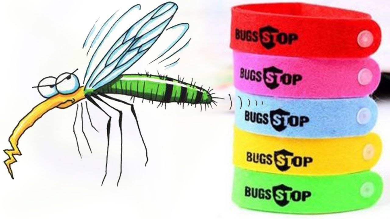Браслеты от комаров: преимущества и недостатки