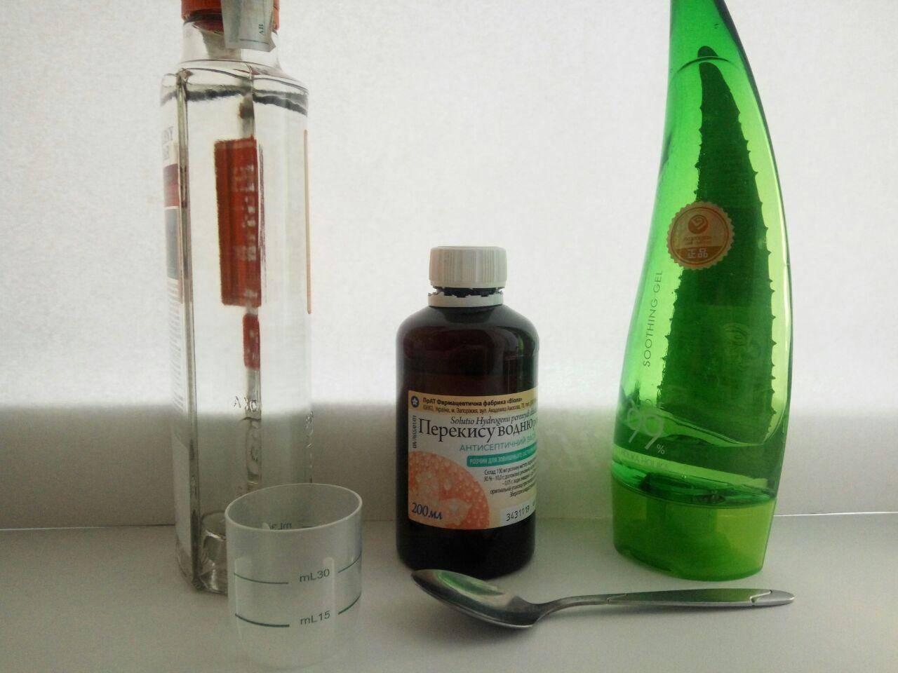 Как работает антисептик для рук