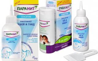 Репеллент паранит – защита от вшей и гнид, профилактика педикулеза