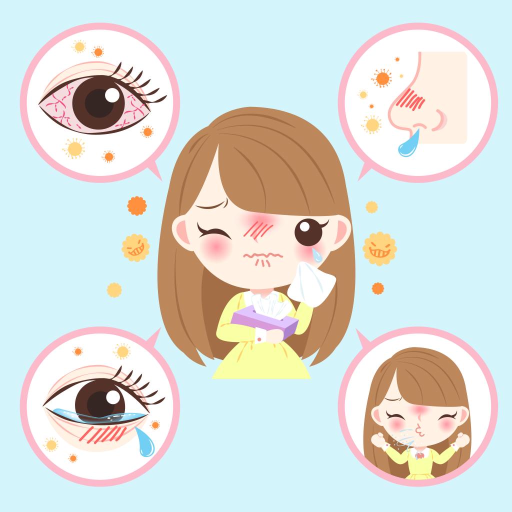 Аллергия на пылевого клеща